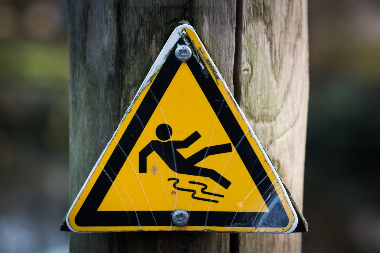 Slips, Trips & Falls – What are the dangers?