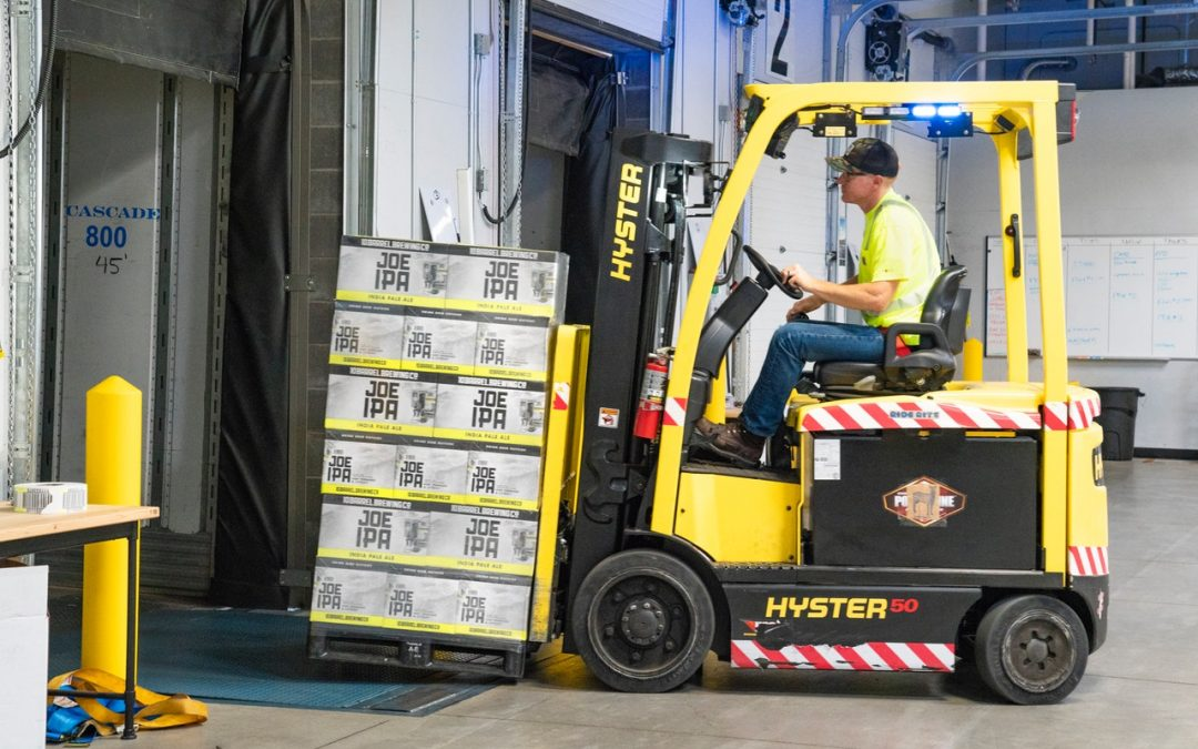 Forklift Safety – What are the considerations?